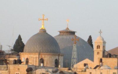 Studien- und Pilgerreise ins Heilige Land
